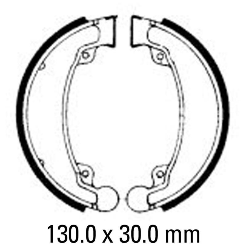 Задни мото накладки FERODO FSB706
