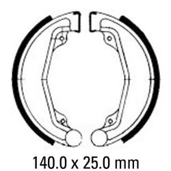 Предни/Задни мото накладки FERODO FSB707