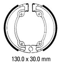 Задни мото накладки FERODO FSB709