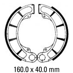 Задни мото накладки FERODO FSB711