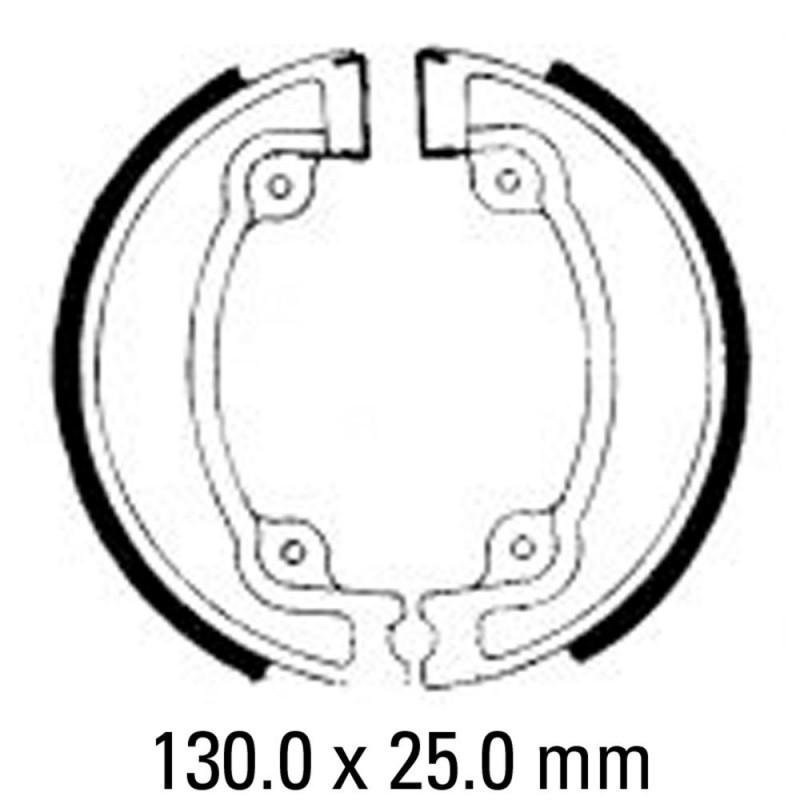 Предни/Задни мото накладки FERODO FSB713