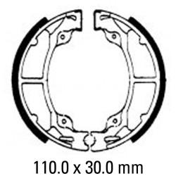 Задни мото накладки FERODO FSB716