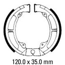 Предни/Задни мото накладки FERODO FSB717