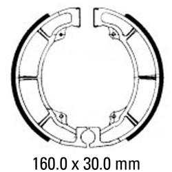 Задни мото накладки FERODO FSB718