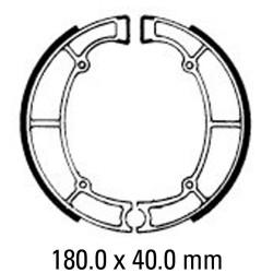 Задни мото накладки FERODO FSB719