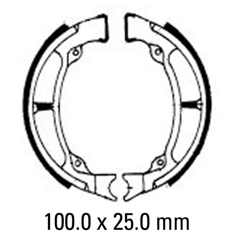 Предни/Задни мото накладки FERODO FSB720