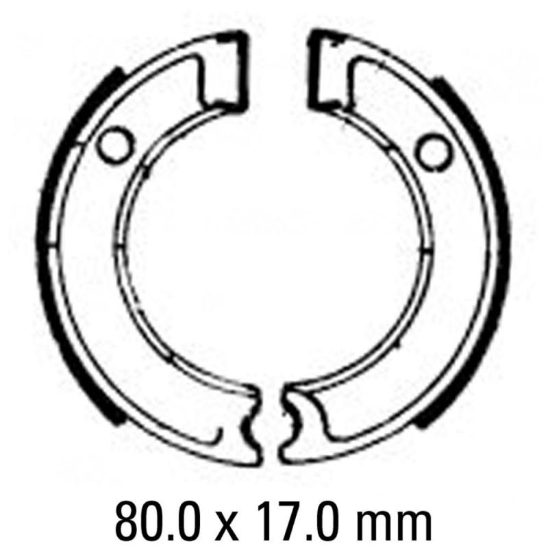 Предни/Задни мото накладки FERODO FSB730
