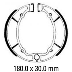 Задни мото накладки FERODO FSB735