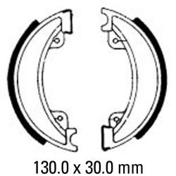 Предни/Задни мото накладки FERODO FSB745