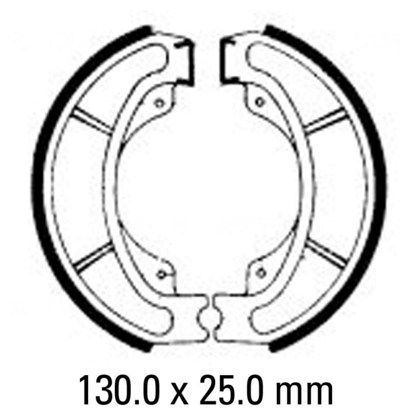 Задни мото накладки FERODO FSB748
