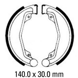 Задни мото накладки FERODO FSB749
