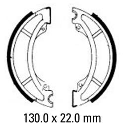 Предни/Задни мото накладки FERODO FSB763