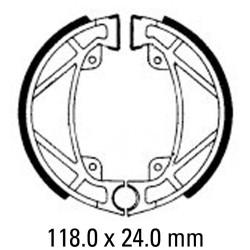 Задни мото накладки FERODO FSB768