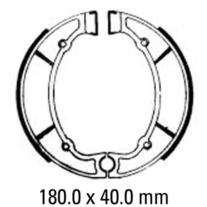 Задни мото накладки FERODO FSB769