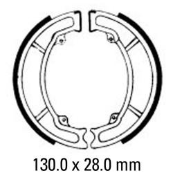 Предни/Задни мото накладки FERODO FSB772
