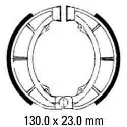 Предни/Задни мото накладки FERODO FSB775