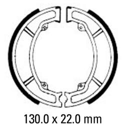 Предни/Задни мото накладки FERODO FSB776