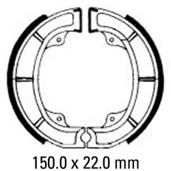 Предни/Задни мото накладки FERODO FSB779