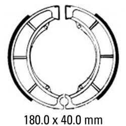 Задни мото накладки FERODO FSB782