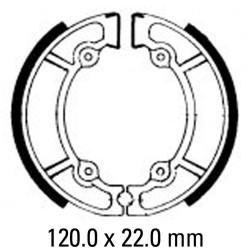 Задни мото накладки FERODO FSB786