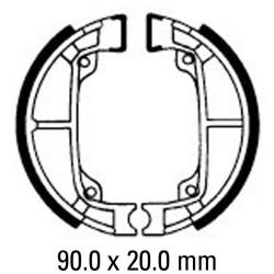 Предни/Задни мото накладки FERODO FSB792
