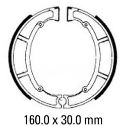 Задни мото накладки FERODO FSB819