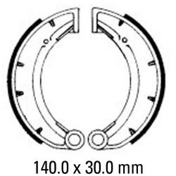 Предни/Задни мото накладки FERODO FSB824