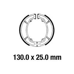 Задни мото накладки FERODO FSB841