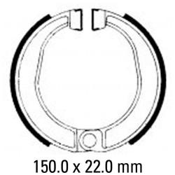 Предни/Задни мото накладки FERODO FSB842