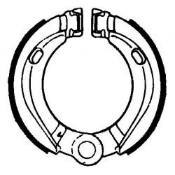 Предни/Задни мото накладки FERODO FSB871