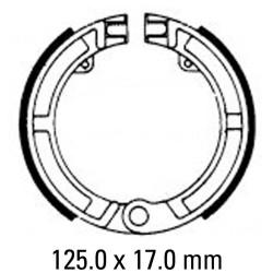 Предни мото накладки FERODO FSB890