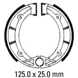 Предни/Задни мото накладки FERODO FSB898