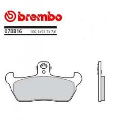 Оригинални накладки BREMBO 07BB1606