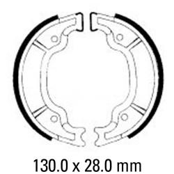Предни/Задни мото накладки FERODO FSB947