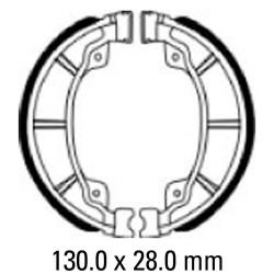 Задни мото накладки FERODO FSB964