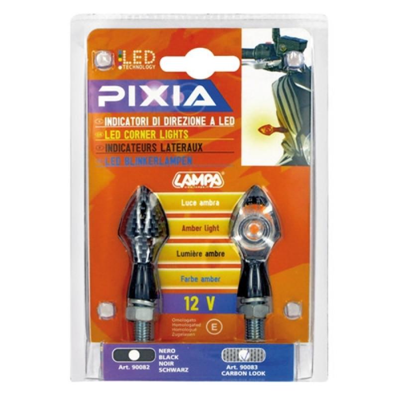 LED мигачи PIXIA CARBON - 90083 thumb