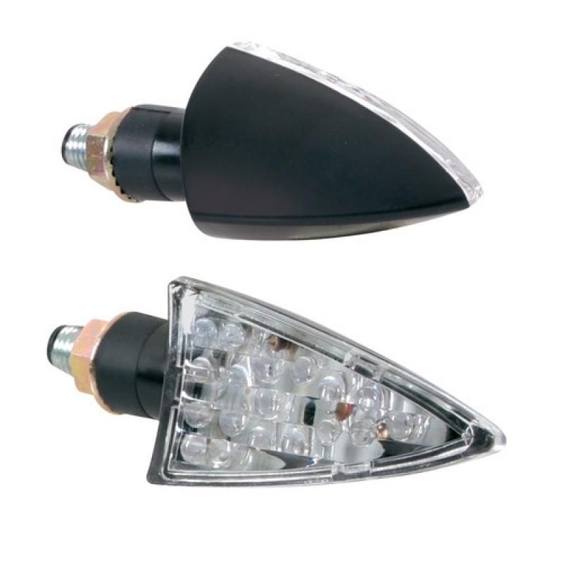 LED мигачи SPIKE BLACK - 90086