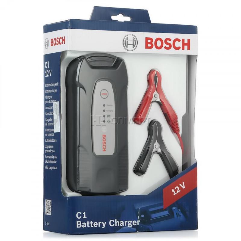 Универсално зарядно за акумулатор BOSCH C1 thumb