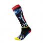 Термо чорапи O'NEAL Pro MX WINGMAN Black/Blue/Red/Yellow