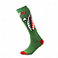 Термо чорапи O'NEAL PRO MX BOMBER GREEN