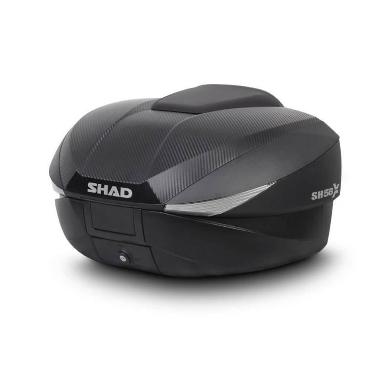 Мото куфар SHAD SH58X CARBON thumb