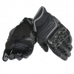 Кожени ръкавици DAINESE CARBON D1 SHORT BLACK