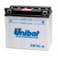 Акумулатор Unibat 18 Ah, 12 V - CB18L-A