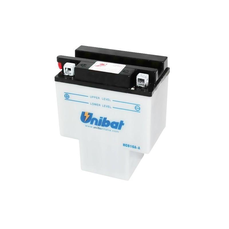 Акумулатор Unibat 16 Ah, 12 V - HCB16A-A thumb