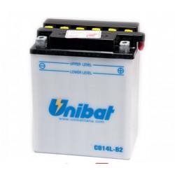 Акумулатор Unibat 14 Ah, 12 V - CB14L-B2