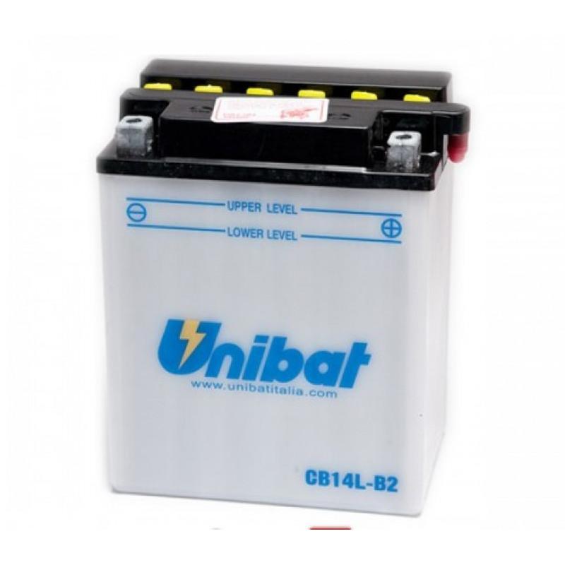 Акумулатор Unibat 14 Ah, 12 V - CB14L-B2 thumb