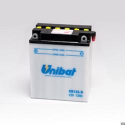 Акумулатор Unibat 12 Ah, 12 V - CB12A-B