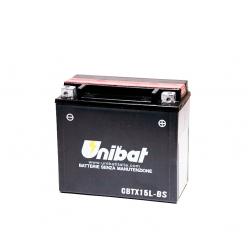 Акумулатор за мотор Unibat 13 Ah, 12 V - CBTX15L-BS