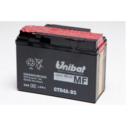 Мотоциклетен акумулатор UNIBAT CTR4A-BS