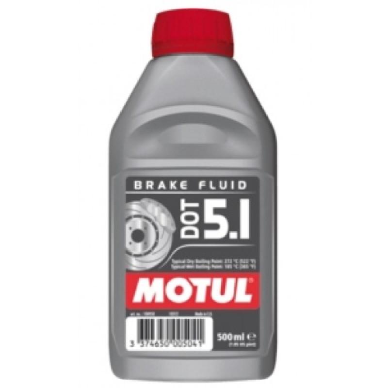 Спирачна течност MOTUL DOT 5.1 Brake Fluid